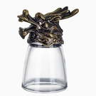 仿古十二生肖酒具小號12只白酒杯套裝高檔家用分酒器創意中式古風 夢幻小鎮