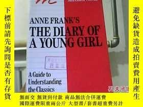 二手書博民逛書店Anne罕見Frank s The Diary of a You