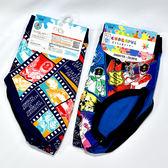 快盗戰隊 VS 警察戰隊 兒童內褲 共兩件 100%綿質 尺寸120 日本帶回BANDAI正版品