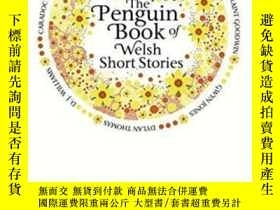 二手書博民逛書店Penguin罕見Book Of Welsh Short Sto