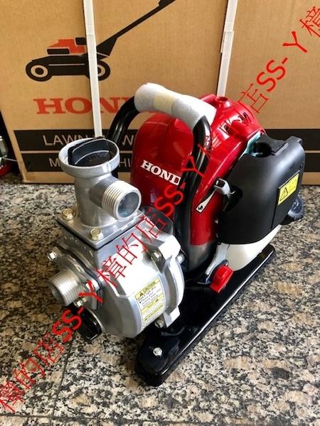 1英吋 自吸式引擎抽水機/引擎幫浦(HONDA本田原廠四行程引擎)WX10T-適用清水