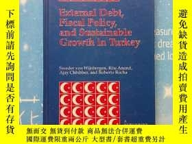 二手書博民逛書店external罕見debt,fiscal policy,and