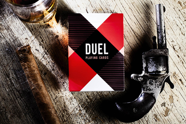 【USPCC 撲克】Duel playing cards決鬥