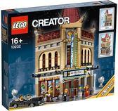 樂高積木 10232 街景系列 電影院 ( LEGO Palace Cinema )