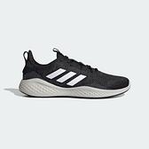 Adidas 男款黑白運動慢跑鞋-NO.EG3665