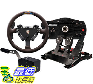 [107美國直購] 賽車模擬套組 Fanatec ClubSport Rally Bundle B076KXYMCX