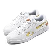 Reebok 休閒鞋 Royal Techque 白 灰 男鞋 女鞋 聯名 湯姆貓 傑利鼠 運動鞋 【ACS】 H00841