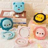 乳牙盒紀念兒童換牙收納盒寶寶胎發保存收藏盒子【聚可愛】
