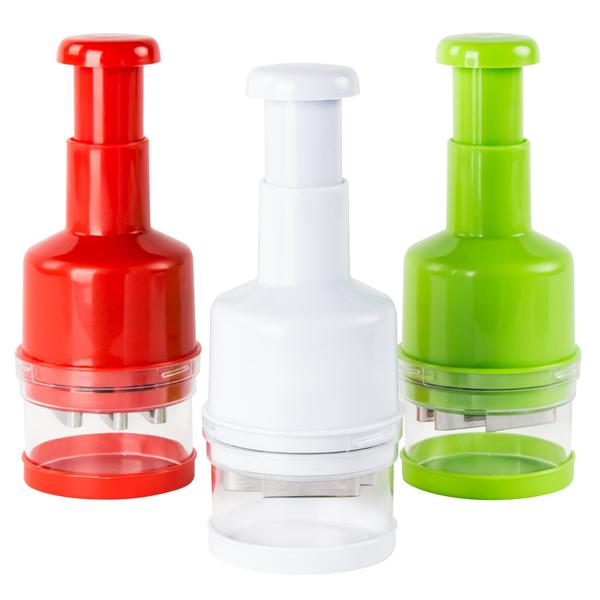 拍拍刀 多功能按壓切菜器 搗蒜泥器 手壓式薑蒜洋葱打碎機【G022】