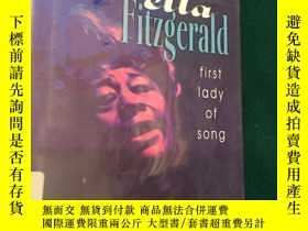 二手書博民逛書店Ella罕見Fitzgerald:First Lady of S