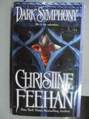 【書寶二手書T3/原文小說_NAM】Dark Symphony_Christine Feehan