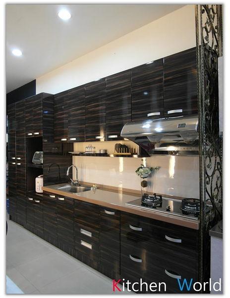 ❤PK廚浴生活館 實體店面❤高雄 廚房歐化系統櫥具 一字型流理台