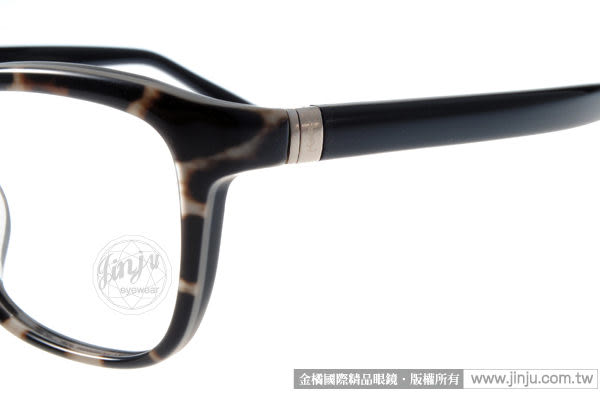 【金橘眼鏡】Saint Laurent 眼鏡 原廠正品#YSL4026J EHG 動物紋 日本製 (免運)