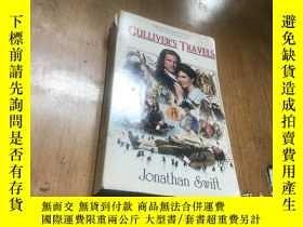 二手書博民逛書店GULLIVER'S罕見TRAVELS(英文版)Y270271