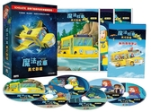 魔法校車 再次啟程 DVD ( The Magic School Bus : Rides Again )Netflix 和SCHOLASTIC 聯手打造