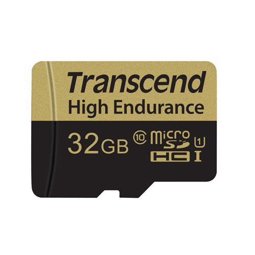 Transcend 創見 32GB 高耐用 micro SDHC MLC TF T-Flash 小卡 記憶卡 TS32GUSDHC10V