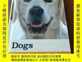 二手書博民逛書店Dogs罕見(Eyewitness Companions) 狗狗