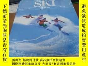 二手書博民逛書店罕見SKI(8開巨厚)Y155551 豬谷千春 福武書店 出版1