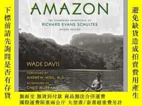 二手書博民逛書店The罕見Lost AmazonY410016 Wade Davis Wade D... Insight Ed