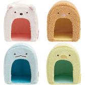 【KP】角落生物造型小屋 SAN-X 白熊 小雞 蝸牛 企鵝 動物 造型擺飾 日本進口正版授權 DTT0522151