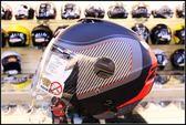 [中壢安信]ZEUS 瑞獅 ZS-202FB 202FB T43 方程式 消光黑紅 半罩 安全帽 高C/P值 內遮陽片