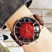 SEIKO日本精工SPIRIT玩色漸層簡約時尚腕錶7N01-0JR0R/SCXP130J公司貨