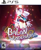 PS5 巴蘭的異想奇境 中文版 公司貨 Balan Wonderworld 預購2021/3/26