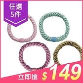 【任5件$149】韓國 KNK 超彈力皮筋(1入)單色/單色亮絲 款式可選【小三美日】