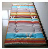 學生床墊折疊宿舍單人0.9m米加厚海綿榻榻米防潮兒童地鋪床褥睡墊