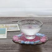 【618好康又一發】杯墊櫻花硅膠水杯子墊子隔熱餐桌墊