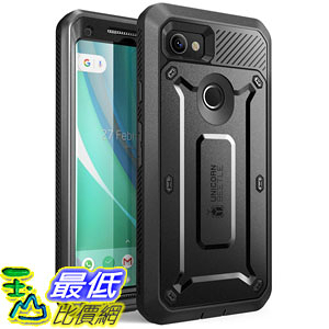 手機保護殼 Google Pixel 2 XL Case SUPCASE Full-Body Rugged Holster Case Built-in Screen B077JF5MZL