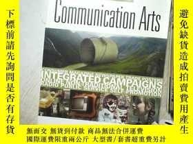 二手書博民逛書店COMMUNICATION罕見ARTS 2007 DECEMBER 傳播藝術2007年12月 (英文)(03)
