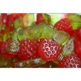 德國 Bären treff 天然果汁小熊軟糖-鮮嫩草莓500g【德潮購】
