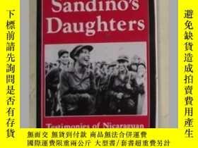二手書博民逛書店《罕見Sandino s Daughters 》Margare