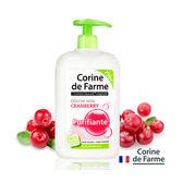 法國黎之芙蔓越莓淨白沐浴乳750ml