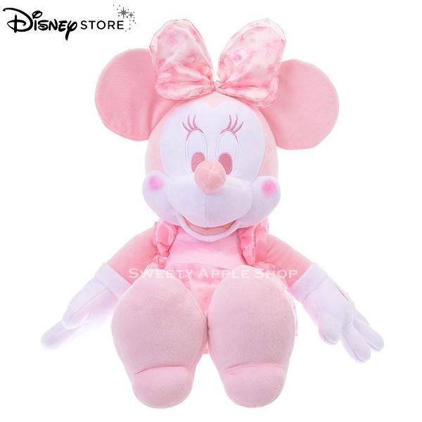 (現貨&採購實拍) 日本 DISNEY STORE 迪士尼商店限定 米妮 櫻花版  Cherry Blossom 玩偶娃娃 37cm
