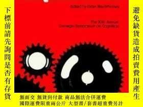 二手書博民逛書店Mechanisms罕見Of Language Acquisitions (carnegie Mellon Sym