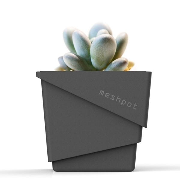 CARMO新款專利幾何設計多肉植物特殊控根盆(單入) 多肉花盆【E12002】