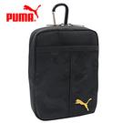黑色款【日本正版】PUMA 迷彩 收納腰包 收納包 多層收納 旅行收納 - 134395