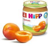 Hipp喜寶有 機杏桃泥125gx6罐 450元