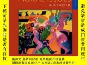 二手書博民逛書店Disputed罕見Moral Issues: A Reader-有爭議的道德問題:讀者Y436638 Mar