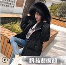 羽絨服 中大尺碼羽絨服外套 棉衣女冬裝2020新款韓版寬鬆加厚棉襖冬季外套面包服 交換禮物