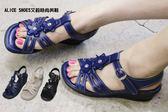 ALICE SHOES艾莉時尚美鞋 請把握!!搶鮮擁有韓系潮流楔型/厚底涼拖鞋@5638@MIT台灣製造