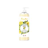 EVAS 奢華香水沐浴乳 #柔和白色花束Moringa 1000ml