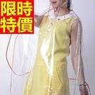 女雨衣斗篷式日系-非凡隨性輕薄機能女雨具8色54m7【時尚巴黎】