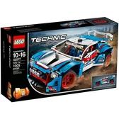 42077【LEGO 樂高積木】科技系列 Technic 拉力賽車 Rally Car