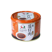 飯友牌-KA素瓜仔肉170Gx3【愛買】