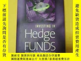 二手書博民逛書店Investing罕見in Hedge Funds【投資對衝基金