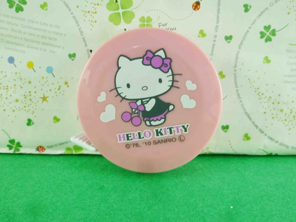 【震撼精品百貨】Hello Kitty 凱蒂貓~捲尺-粉色