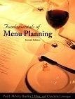 二手書博民逛書店 《Fundamentals of Menu Planning》 R2Y ISBN:0471369470│McVety